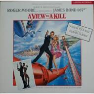 John Barry - James Bond 007 - A View To A Kill (Soundtrack / O.S.T.)