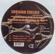 Jordan Fields - Underground Fundamentals EP