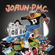 Jorun-P.M.C. (Jorun Bombay & Phill Most Chill) - Magic Disco Machine EP