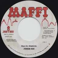 Junior Roy - Run Di Session / Talking Yardie