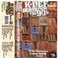 K-Def - Beats From The 90's Vol. 1 (Tape)