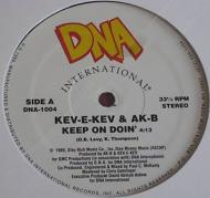 Kev E Kev & AK-B - Keep On Doin'