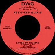 Kev-E-Kev & Akb-B - Listen To The Man / Keep On Doin'