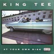King Tee - At Your Own Risk (Black Vinyl)