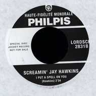 King Coleman / Screamin' Jay Hawkins - Black Bottom Blues / I Put A Spell On You