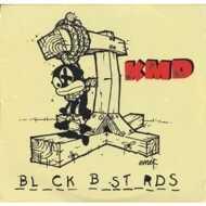 KMD - Bl_ck B_st_rds (Black Bastards) [Deluxe Black Vinyl]