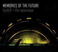 Kode9 + The Spaceape - Memories Of The Future (Black Vinyl)
