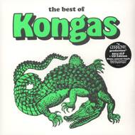 Kongas - The Best Of Kongas (White Vinyl)