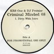 KRS-One - Criminal Minded 08