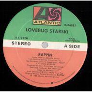 Lovebug Starski - Rappin'