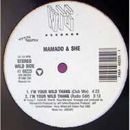 Mamado & She - I'm Your Wild Thang