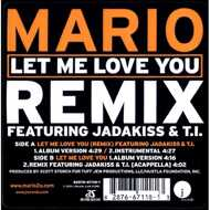 Mario - Let Me Love You (Remix)