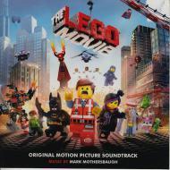 Mark Mothersbaugh - The Lego Movie (Soundtrack / O.S.T.) (Black Vinyl)