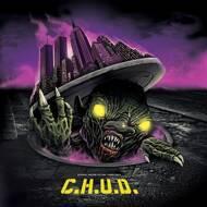 Martin Cooper & David A. Hughes - C.H.U.D. (Soundtrack / O.S.T.) [Toxic Waste Puddle Vinyl]