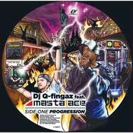 DJ Q-Fingaz & Masta Ace - Progression (Picture Disc)