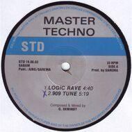 Master Techno - Vol. 4