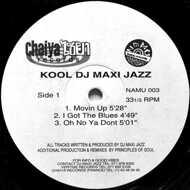 Maxi Jazz - Movin Up