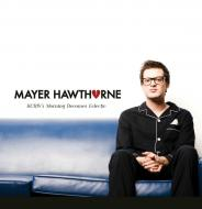 Mayer Hawthorne  - KCRW's Morning Becomes Eclectic (Clear Vinyl)