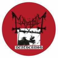 Mayhem - Deathcrush (Picture Disc - RSD 2017)