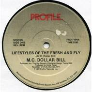 MC Dollar Bill - Lifestyles Of The Fresh And Fly