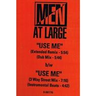 Men At Large - Use Me