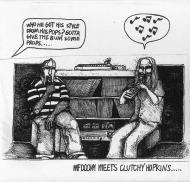 MF Doom Meets Clutchy Hopkins - MF Doom Meets Clutchy Hopkins....