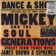 Mickey And The Soul Generation - Iron Leg: The Complete Mickey & The Soul Generation