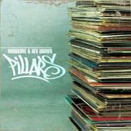 MindsOne & Kev Brown - Pillars EP (Tape)