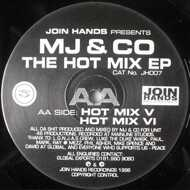 Mj & Co - The Hot Mix EP