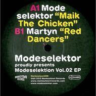 Modeselektor Presents - Modeselektion Vol. 02 EP