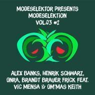 Modeselektor Presents - Modeselektion Vol. 03 #2