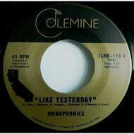 Monophonics / Destruments - Like Yesterday / Freedom