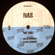 Nas / Jully Black - My Will / Material Things