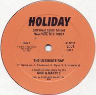 Nice & Nasty 3 - The Ultimate Rap