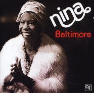 Nina Simone - Baltimore