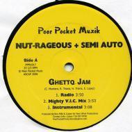 Nut-rageous - Ghetto Jam