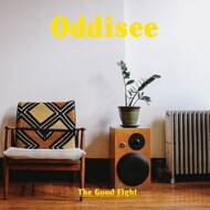 Oddisee - The Good Fight (Yellow/Red Splatter Vinyl)