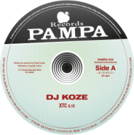 DJ Koze - XTC / Knee On Belly