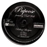 Papoose  - Riding Shotgun / Hustle Hard