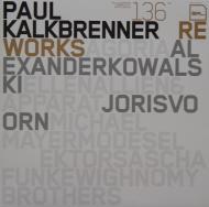"""Paul Kalkbrenner  - Reworks 12""""/1"""