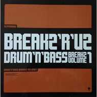 Peabird - Drum 'n' Bass Breakz Volume 1