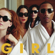Pharrell Williams - Girl (G I R L)