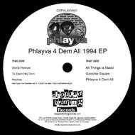 Da Phlayva - Phlayva 4 Dem All 1994 EP