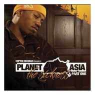 Planet Asia - The Sickness Part One