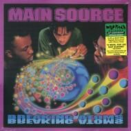 Main Source - Breaking Atoms (Blue Vinyl)