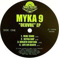 """Mikah 9 (Myka 9) - """"Oeuvre"""" EP"""