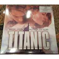 James Horner - Titanic (Soundtrack / O.S.T.) [Clear Blue Vinyl]