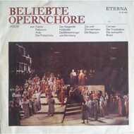 Various - Beliebte Opernchöre I. Folge
