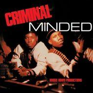 Boogie Down Productions - Criminal Minded (Standard Sleeve)