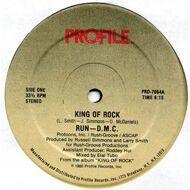 Run-DMC - King Of Rock (Single)
